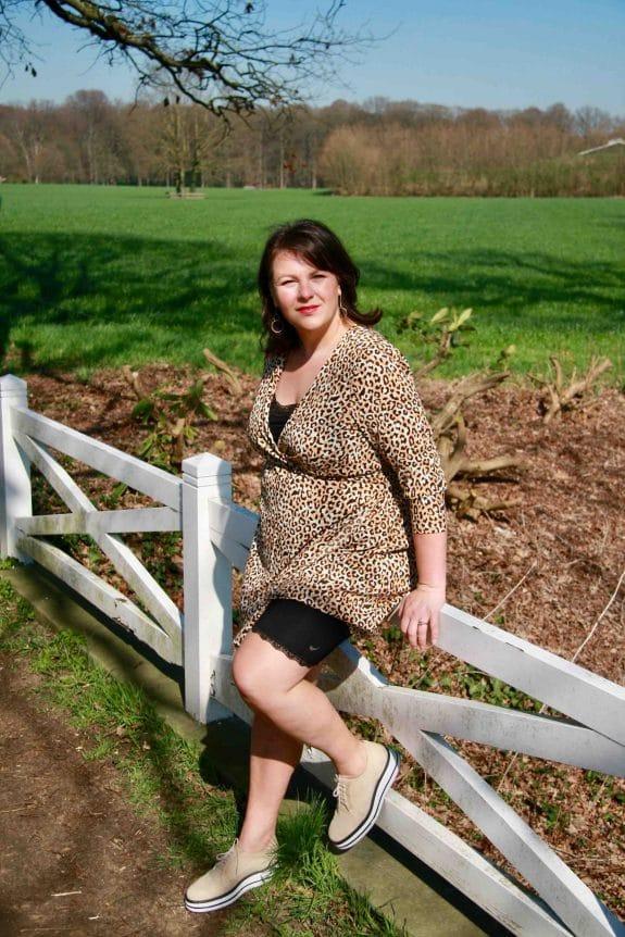 blote benen met broekje tegen schurende dijen