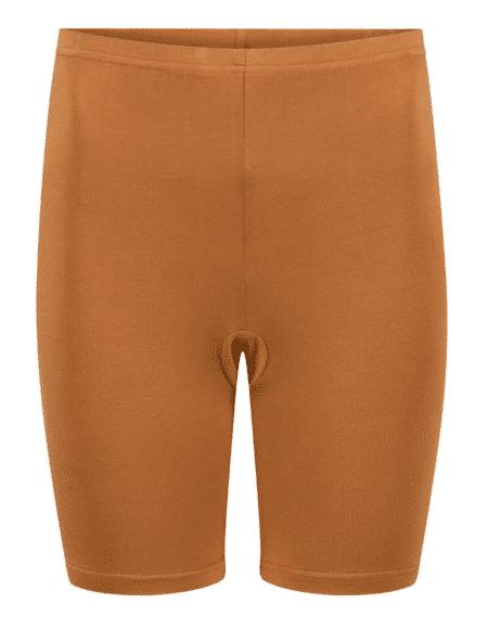 bruin broekje met pijpjes