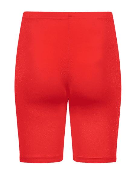 rood fietsbroekje